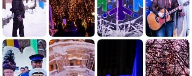 St. Paul Winter Carnival and Landmark Center Minnstameet