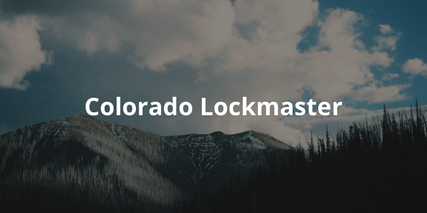24 Hour Locksmith in Denver, CO