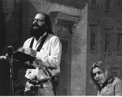 """Allen Ginsberg: """"Papa-ooma-mow-mow."""""""