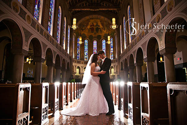 Andy  Stacie wedding St Monica St George Cincinnati Receptions Fairfield Photography