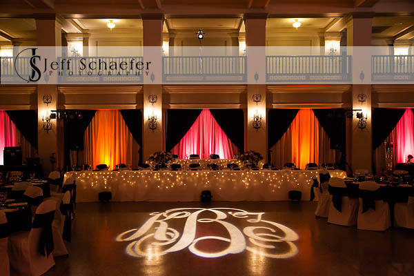 Dayton Masonic Center Wedding St Anthony Church Dayton