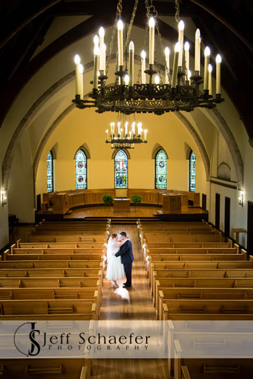 Kumler Chapel Miami of Ohio wedding Marcum Hotel and