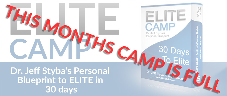 This months Elite Camp is full - Please check back soon.