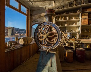 Inside buiidngs, Bodie State Historic Park