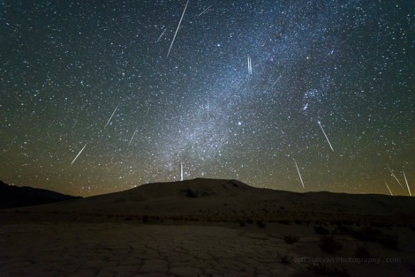 Astrphotography in Death Valley, California