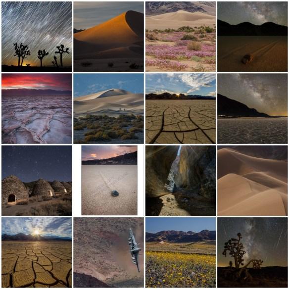 Death Valley landscape photography tours