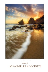 New landscape photography guidebook by Jeff Sullivan, published by Laurent Martres