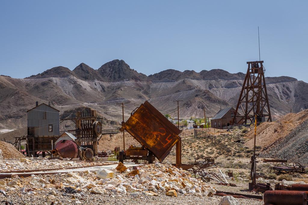 Fortescue mining death nevada