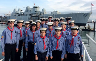 OPPORTUNITY - SEA CADETS