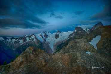 Twilight - Houndstooth Spire and the Howser Towers
