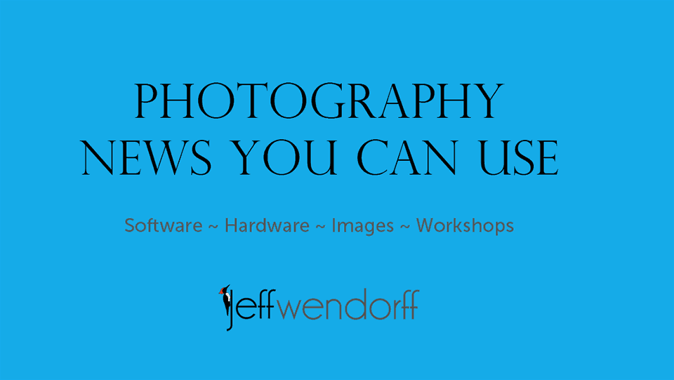 Photography News and Updates