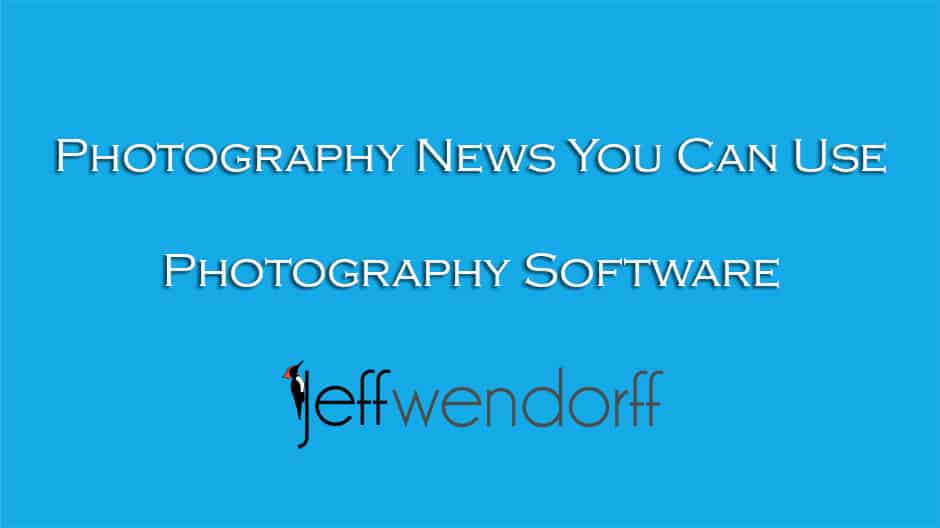 Photography News: Software August 2013
