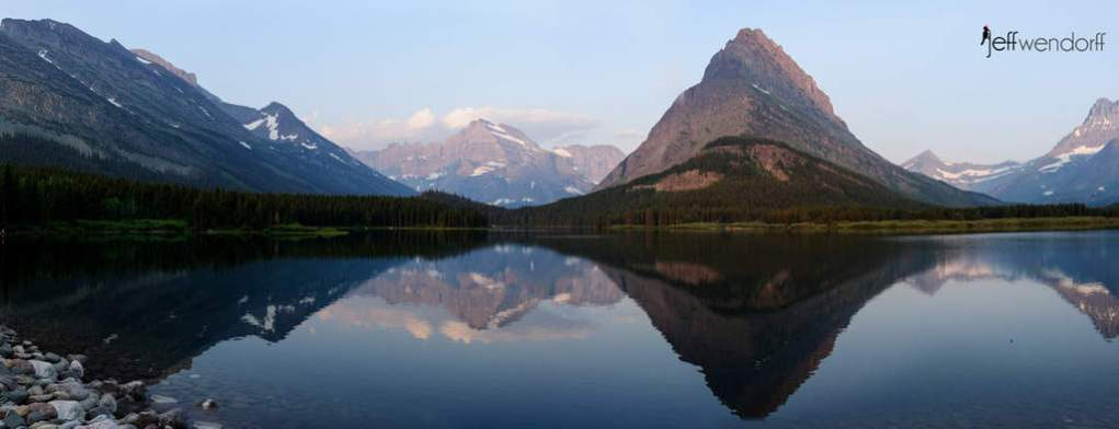Landscape Photography Glacier National Park