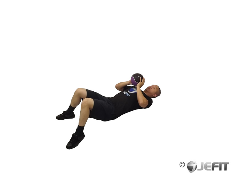 Medicine Ball Supine Chest Throw  Exercise Database