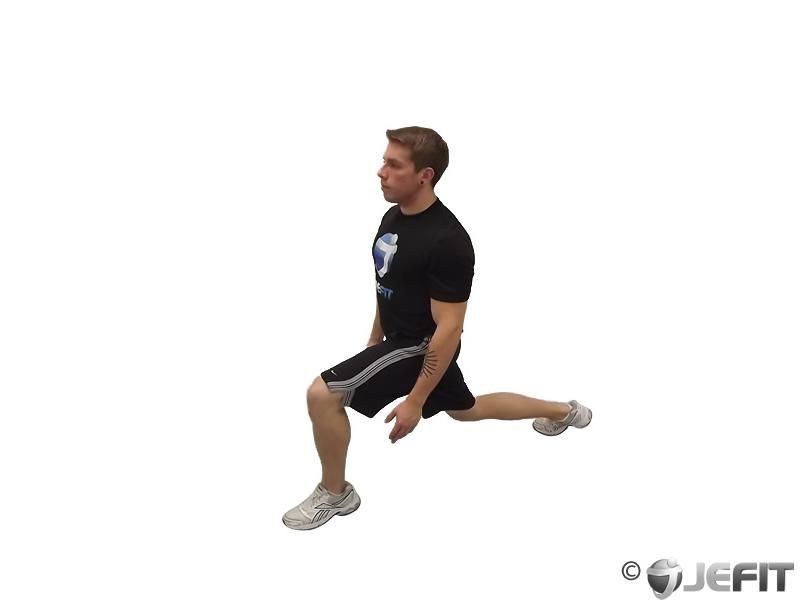 Rear Bodyweight Lunge Exercise Database Jefit Best