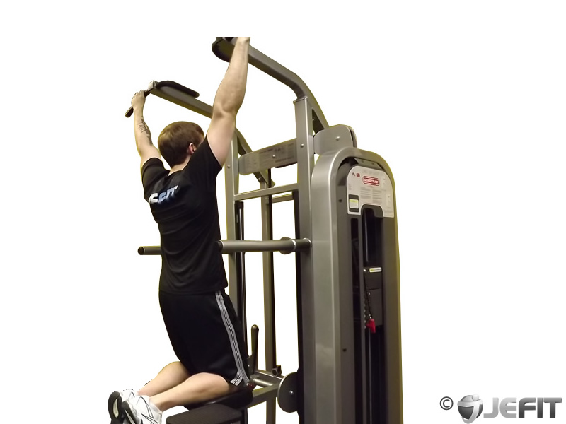 Machine Assisted Pull Up Exercise Database Jefit