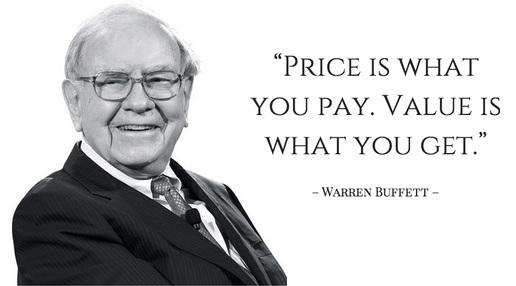 Warren Buffet Sang Filsuf Investasi