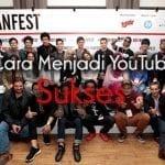 Rahasia Cara menjadi Youtuber Yang Sukses Mulai Dari Nol