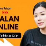 Belajar Jualan Online Bersama Christina Lie 101red