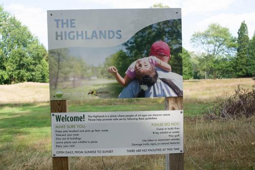 Highlands Golf Club (July 2017)