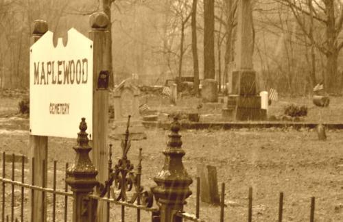 Maplewood Cemetery (November 2012)