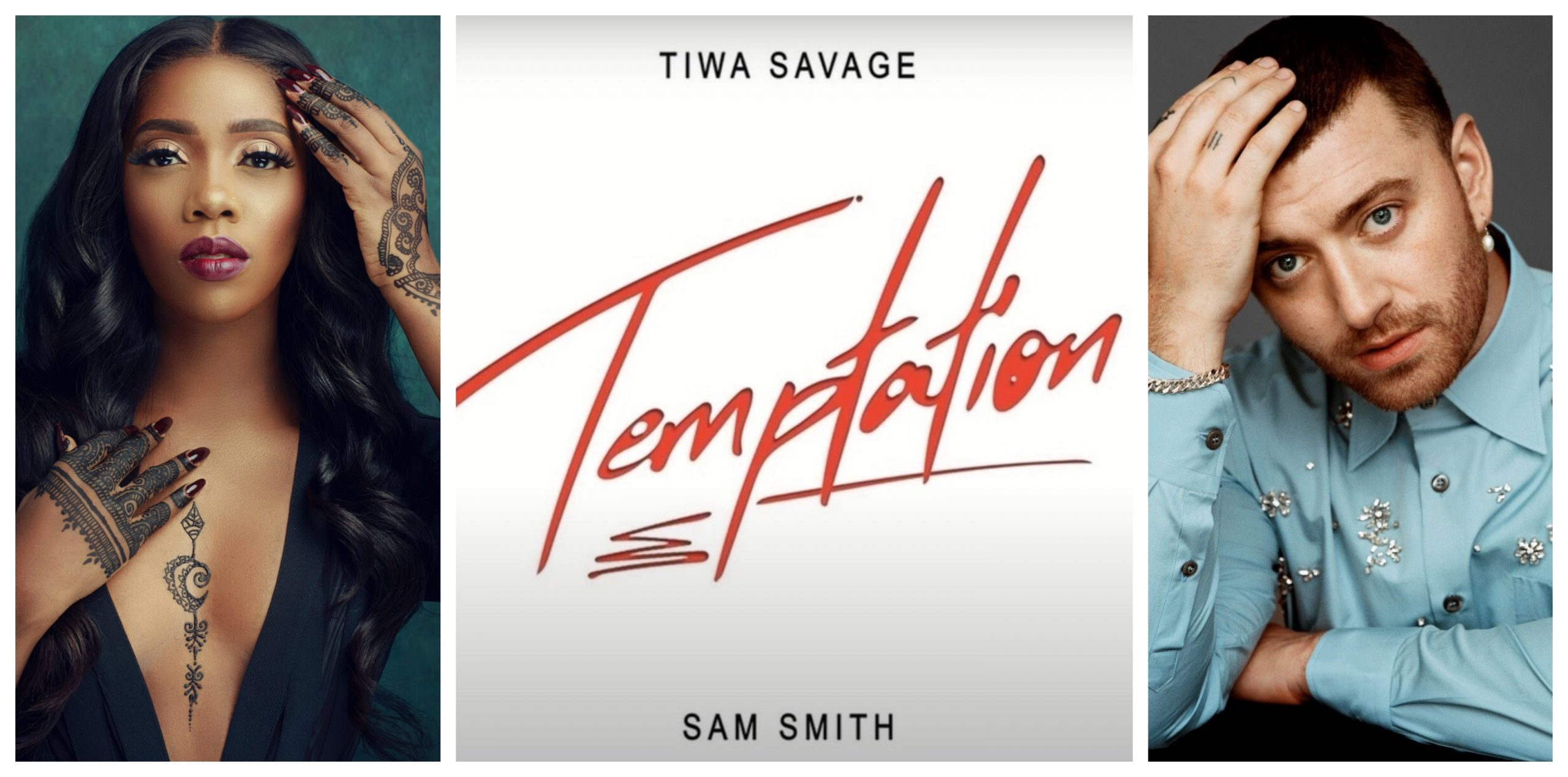 Music: Tiwa Savage X Sam Smith – Temptation