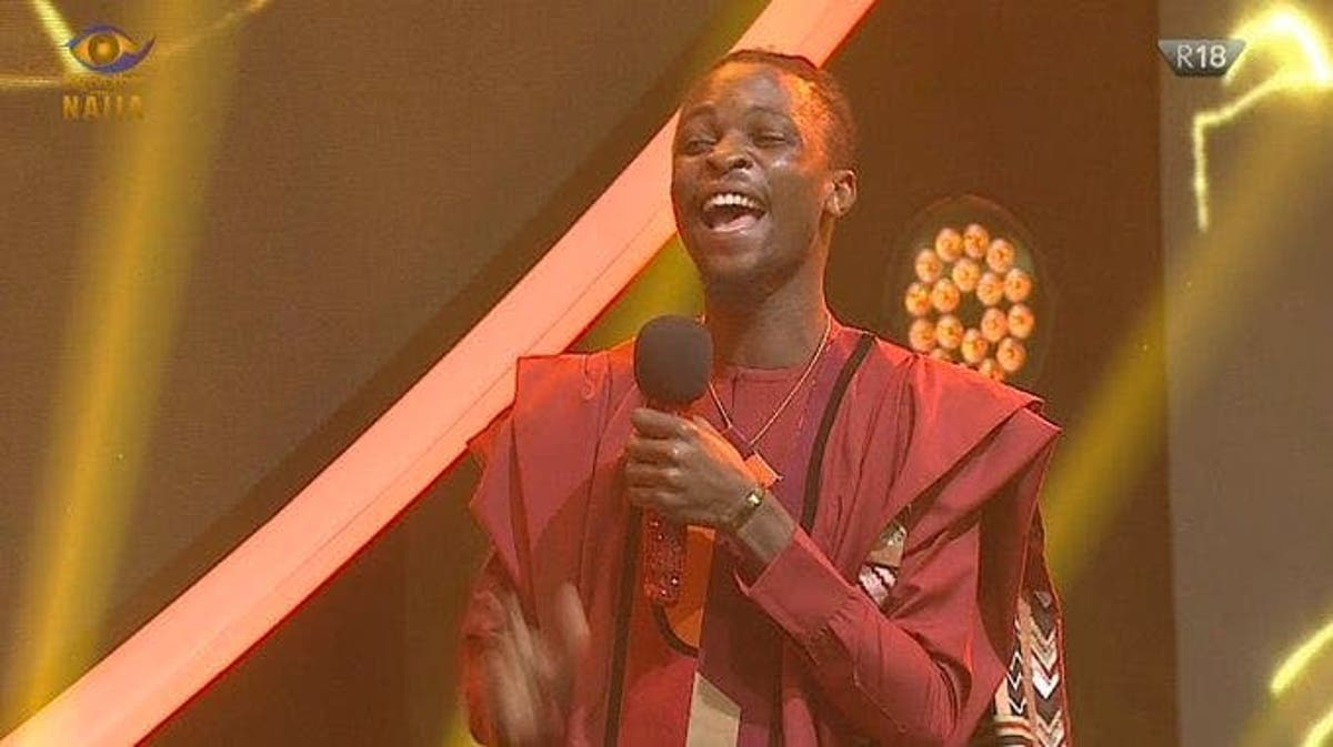 Celebrations As Laycon Wins BBN, Season 5