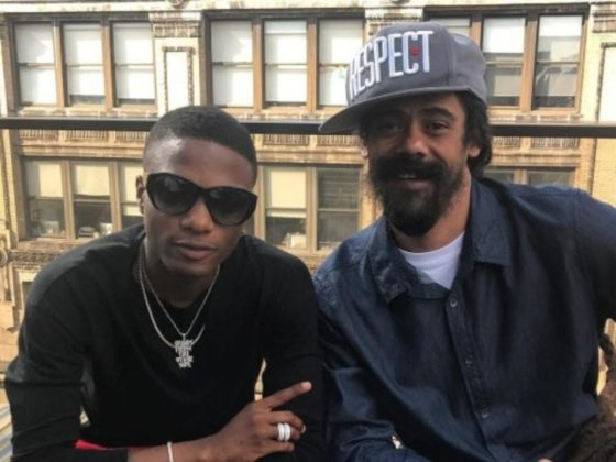Wizkid's 'Blessed' Featuring Damian Marley Hits 10 Million Stream on Spotify!