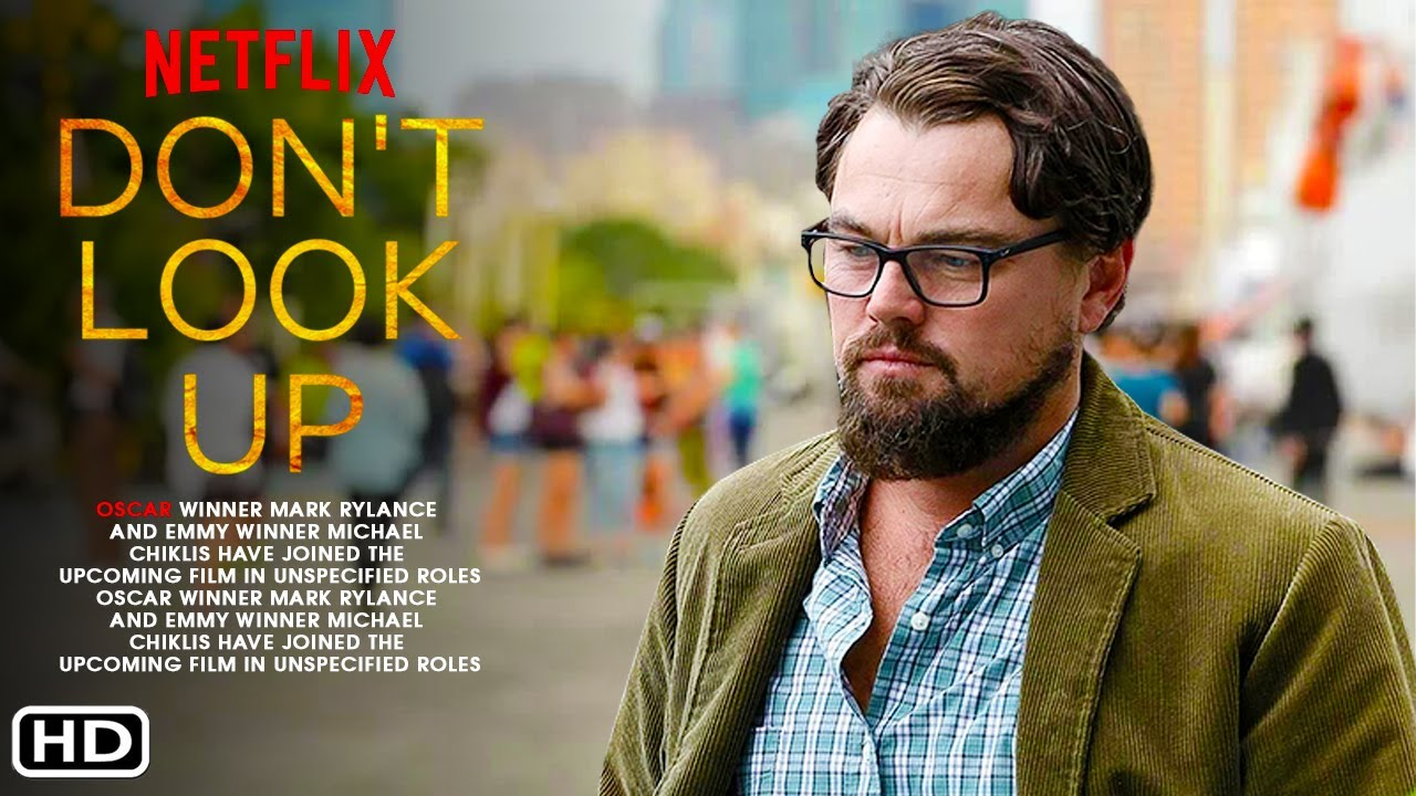 MOVIE TRAILER: Don't Look Up