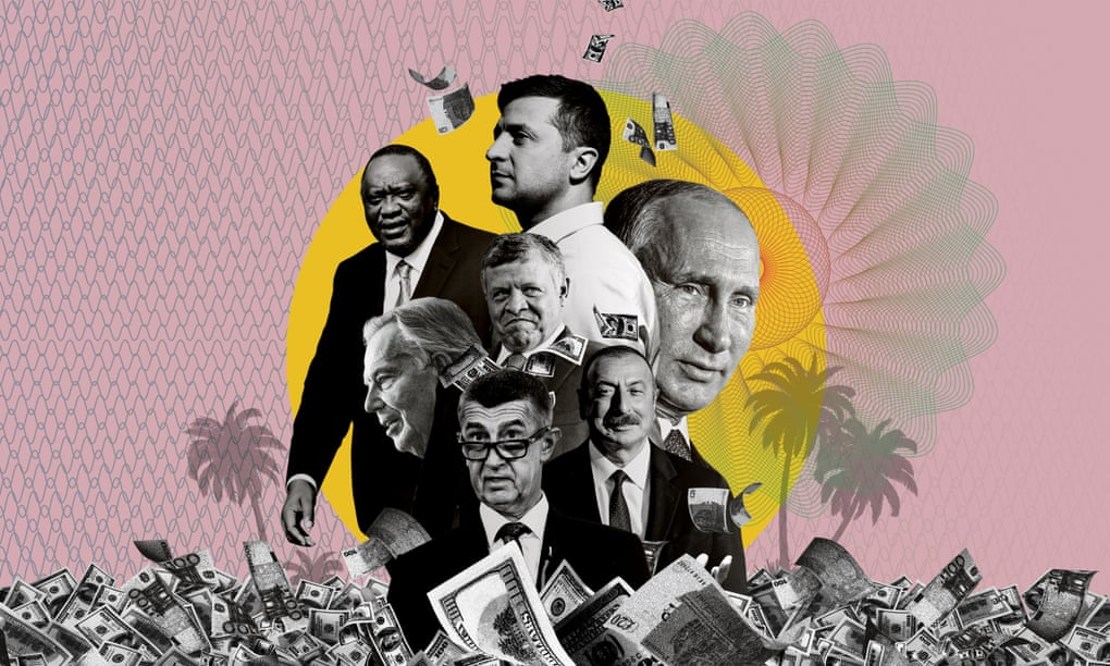 PANDORA PAPERS: Dirty Secrets Of The Rich and Powerful Exposed