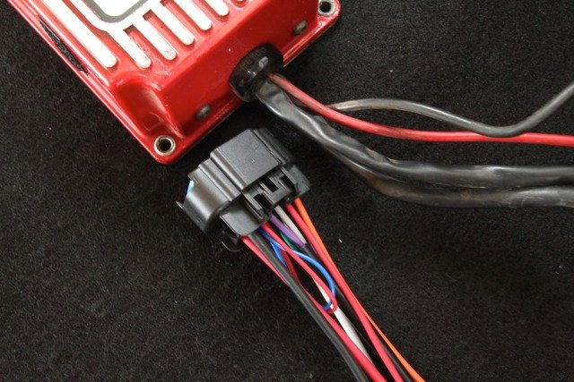 Wiring Msd 6al To Stock Harness