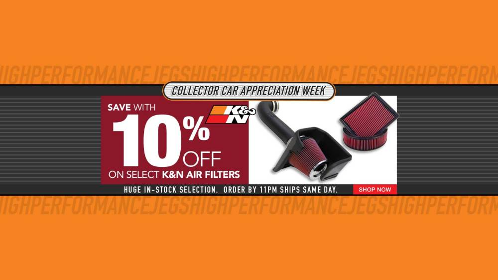 medium resolution of 10 off select k n products