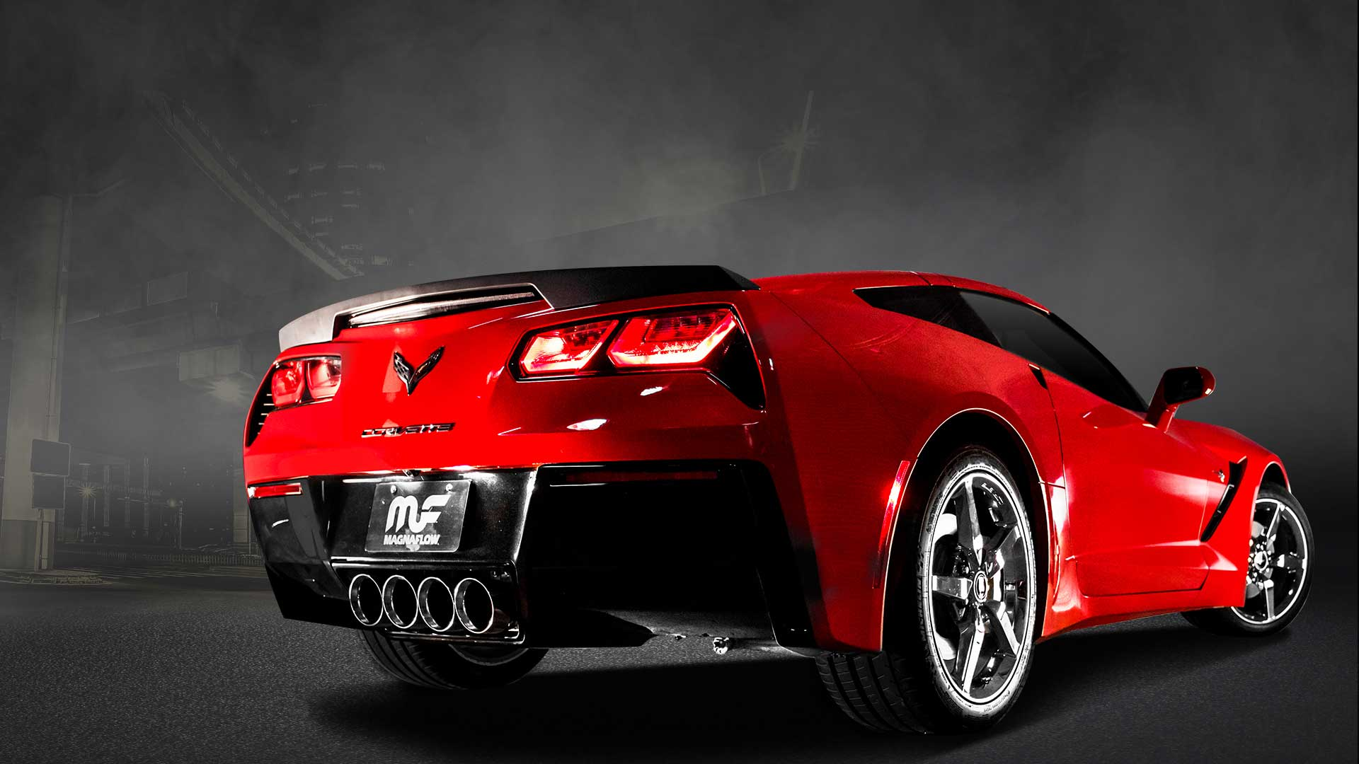 hight resolution of exhaust systems