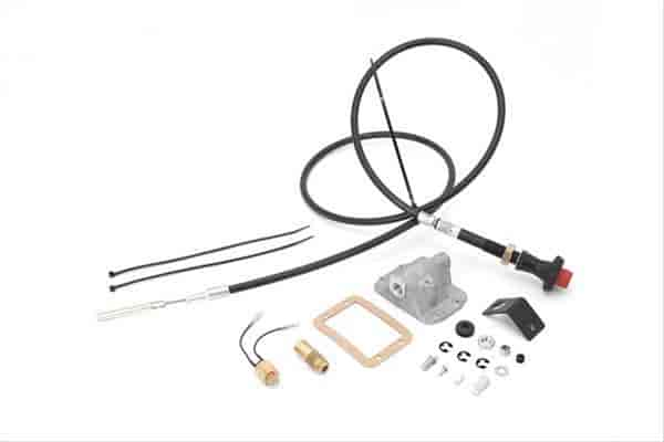 Alloy USA 450400: Differential Cable Lock Kit 1994-2004