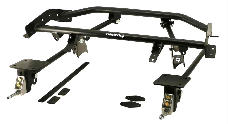 Ridetech 11167199: Bolt-On 4-Link Rear Suspension System