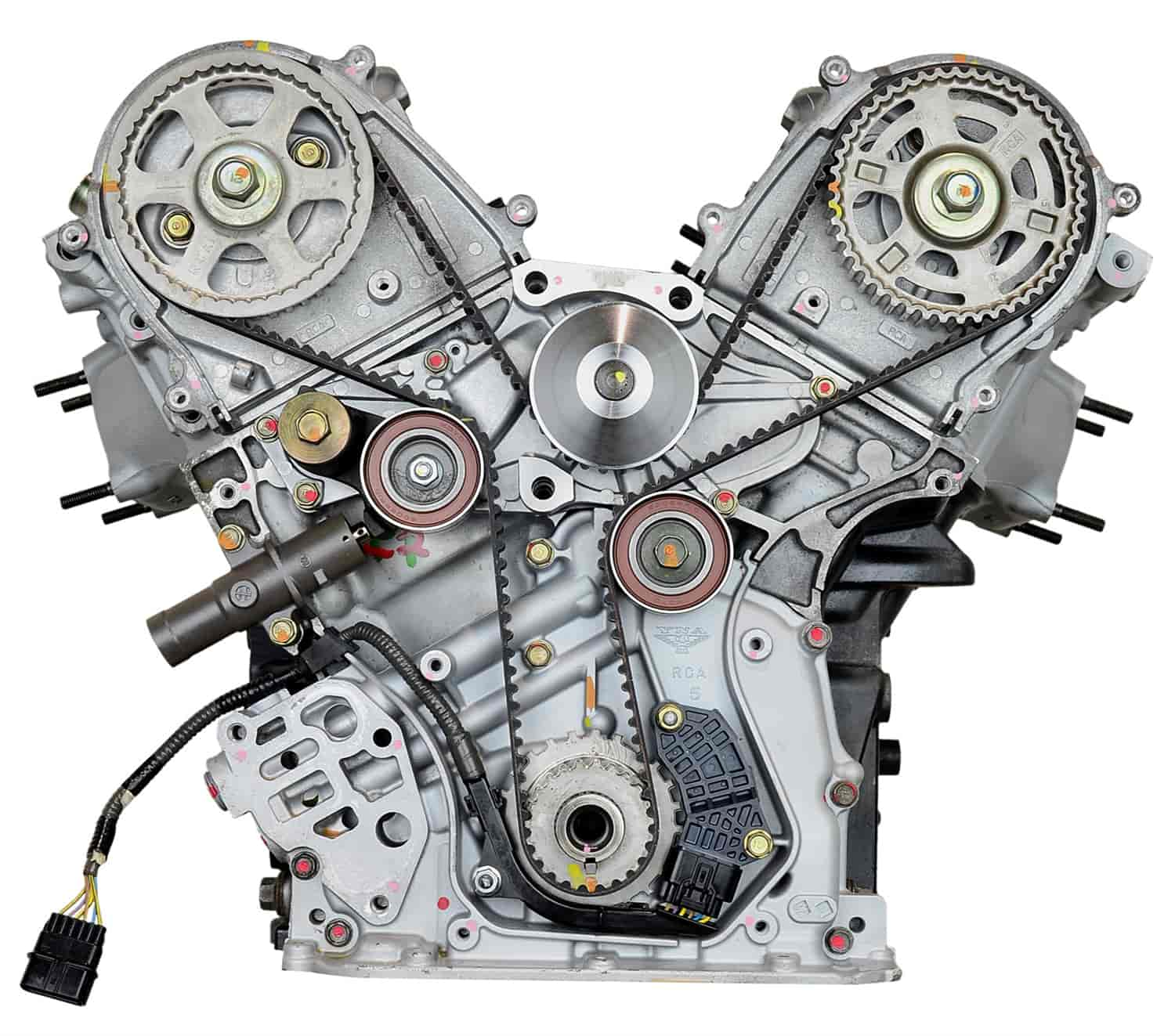honda pilot engine diagram plant cell only atk engines 547e remanufactured crate for 2005