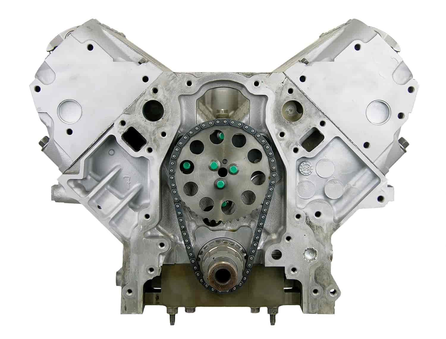 Atk Engines Dcu9 Remanufactured Crate Engine For 1999