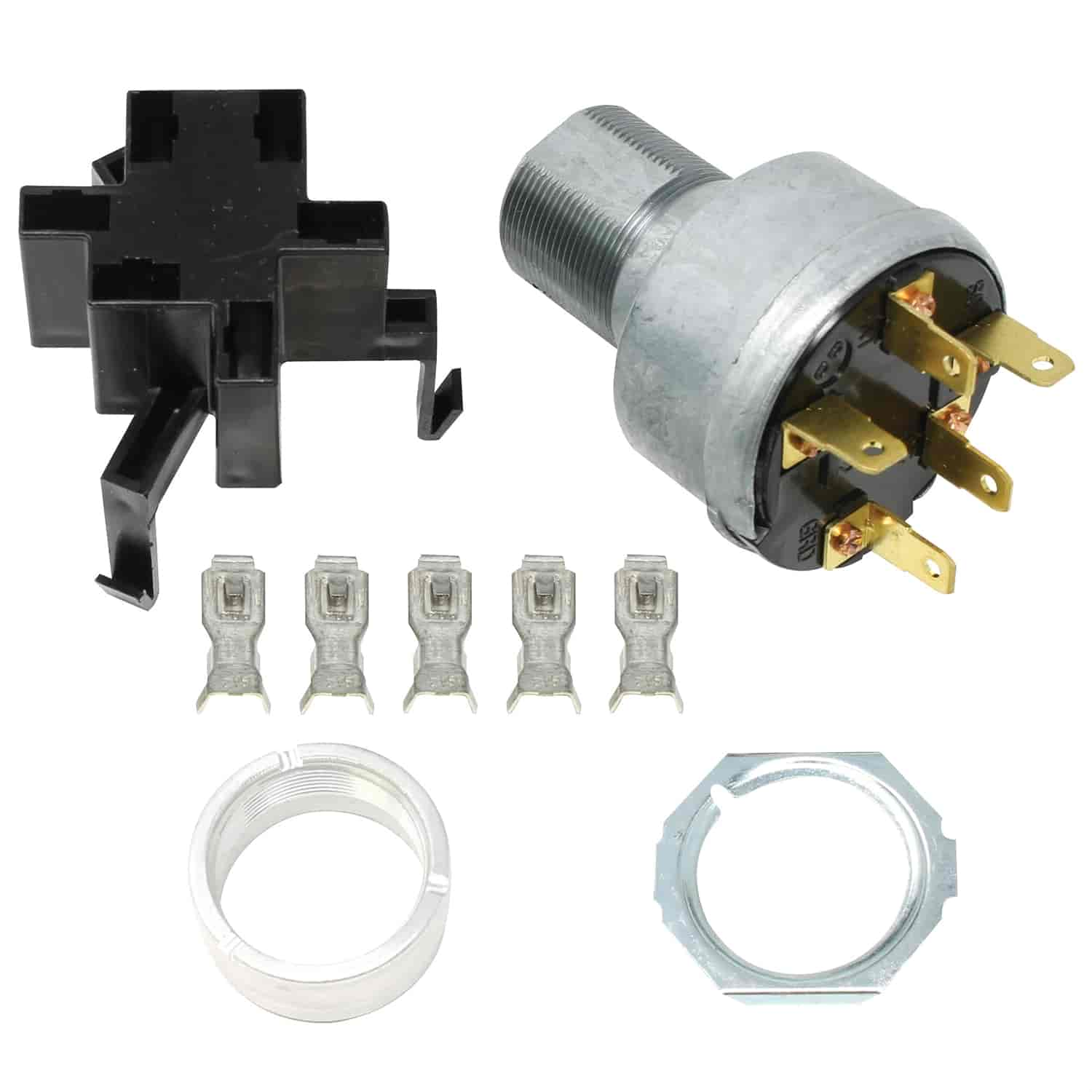 hight resolution of american autowire 500675 ignition switch 1957 chevy full size car ignition switch wiring on american autowire chevy ignition switch