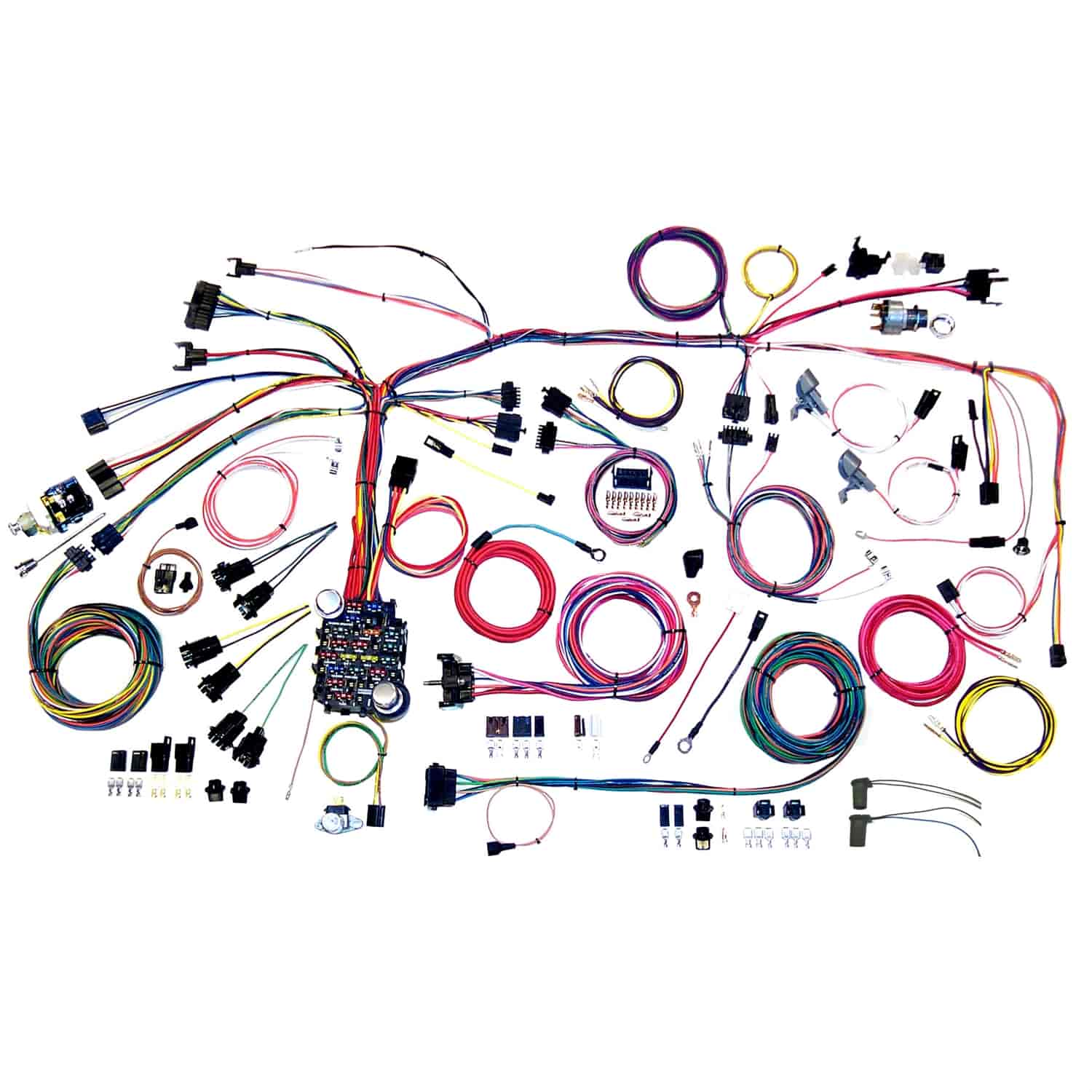 hight resolution of american autowire 500886