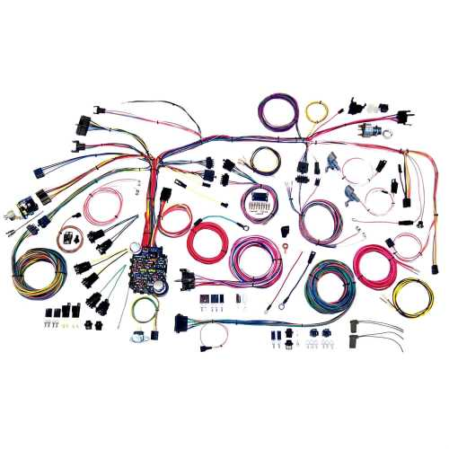 small resolution of american autowire 500886