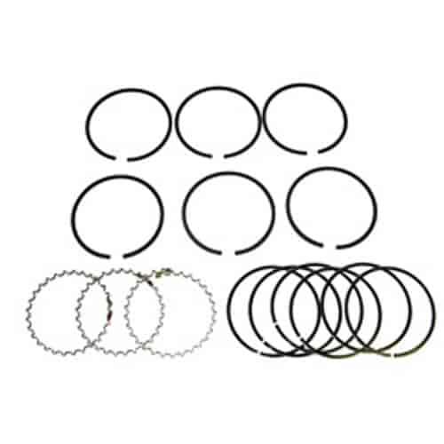 Crown Piston Ring Set