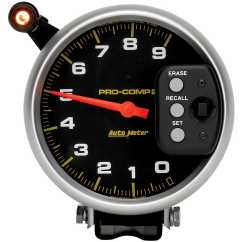 Auto Gauge 5 Inch Tach Wiring Diagram Dometic Rm2193 Meter To Msd 6al Box Ignition