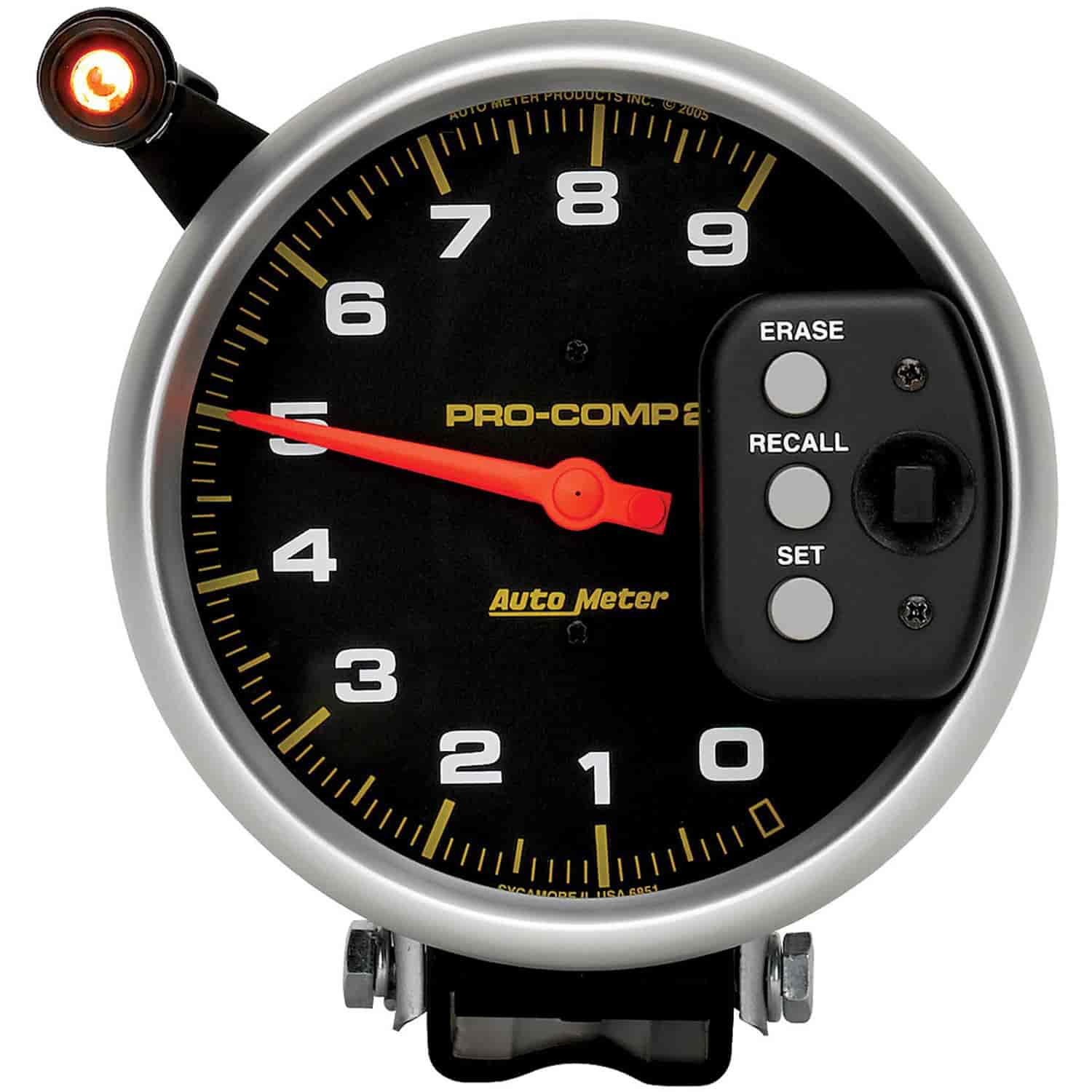 auto gauge tachometer wiring diagram rv plumbing system meter tach to msd 6al box ignition