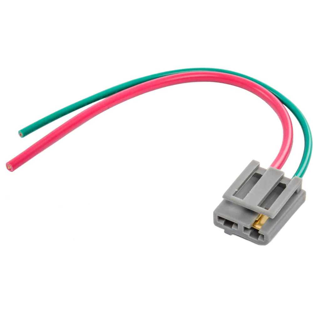 medium resolution of accel hei battery tachometer pigtail connector gm hei distributor connector