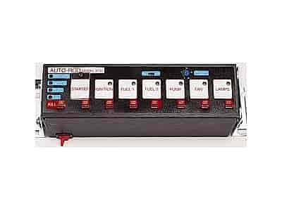 auto rod controls 3700 wiring diagram nordyne gb5bm jegs roll control power distribution diagrams ~ odicis