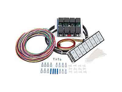 auto rod controls 3720 wiring diagram 4 way trailer plug 3700 37 images 116 8000r arc 8 switch flat touch control panel