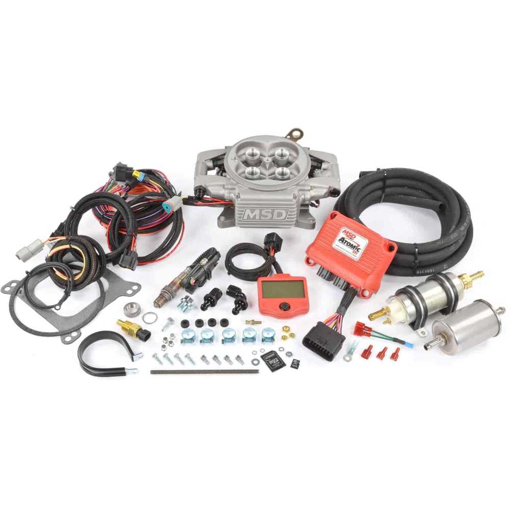 medium resolution of msd ignition 2900