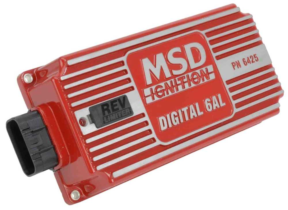 medium resolution of msd ignition 6425
