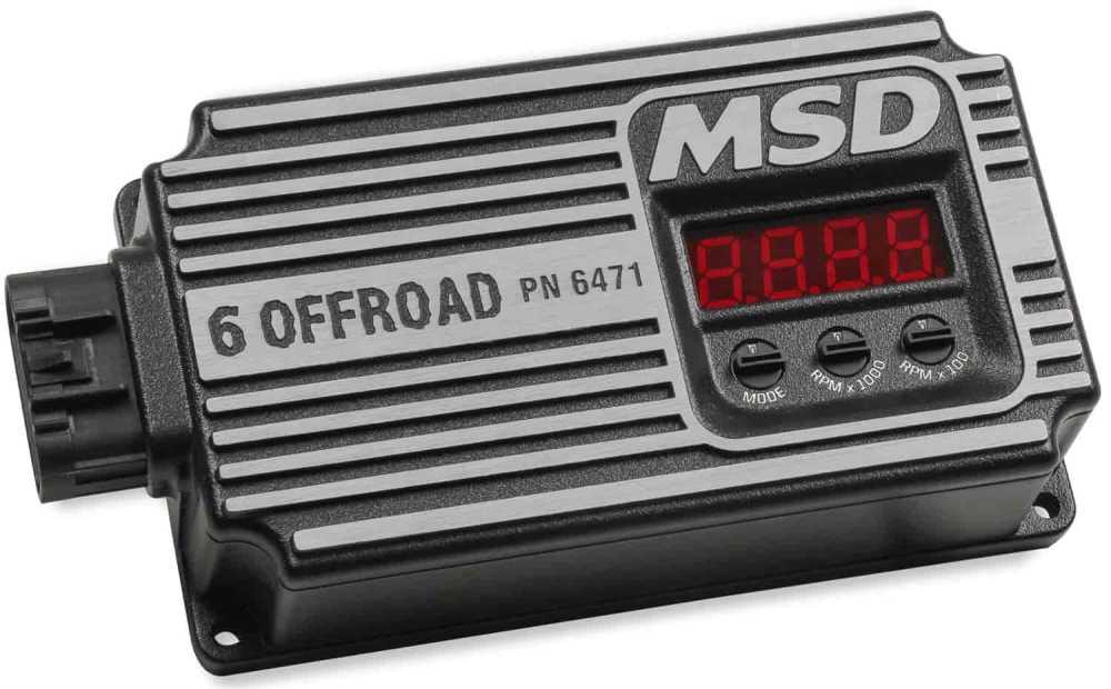medium resolution of msd ignition 6471