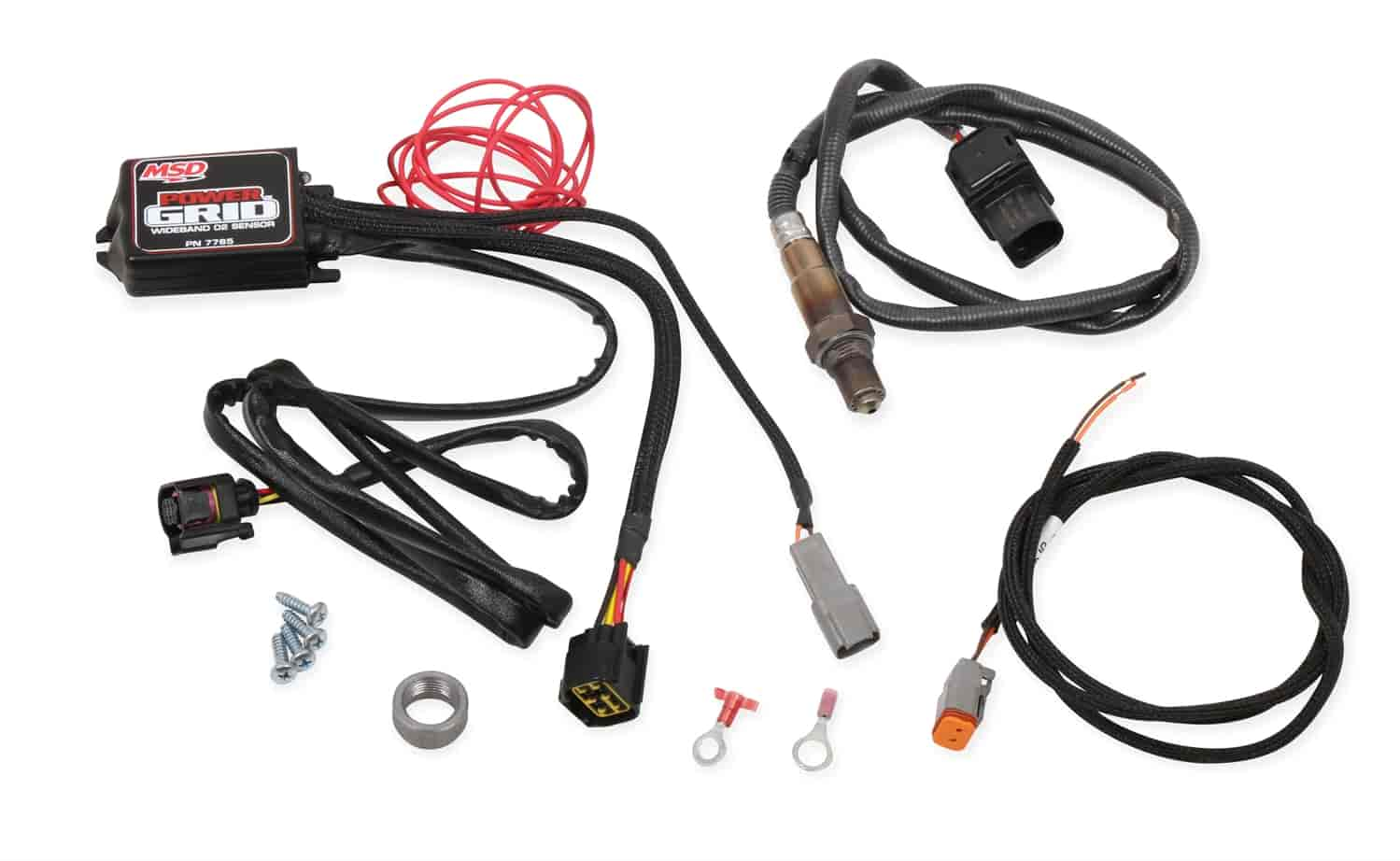 Msd Ignition Wide Band O2 Module